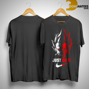 Nike Vegeta Just Do It Shirt