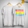 Pride Month LGBTQ For Trump Shirt