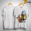 Rick And Morty Krillin Shirt