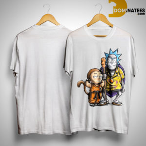Rick And Morty Krillin Shirt