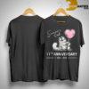 Simon's Cat 11th Anniversary 2008 2019 Shirt