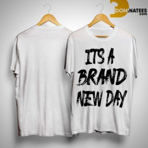Slim Albaher It's A Brand New Day Shirt