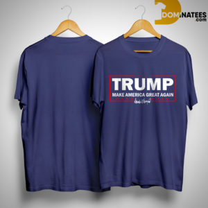 Trump Make America Great Again Signature Shirt