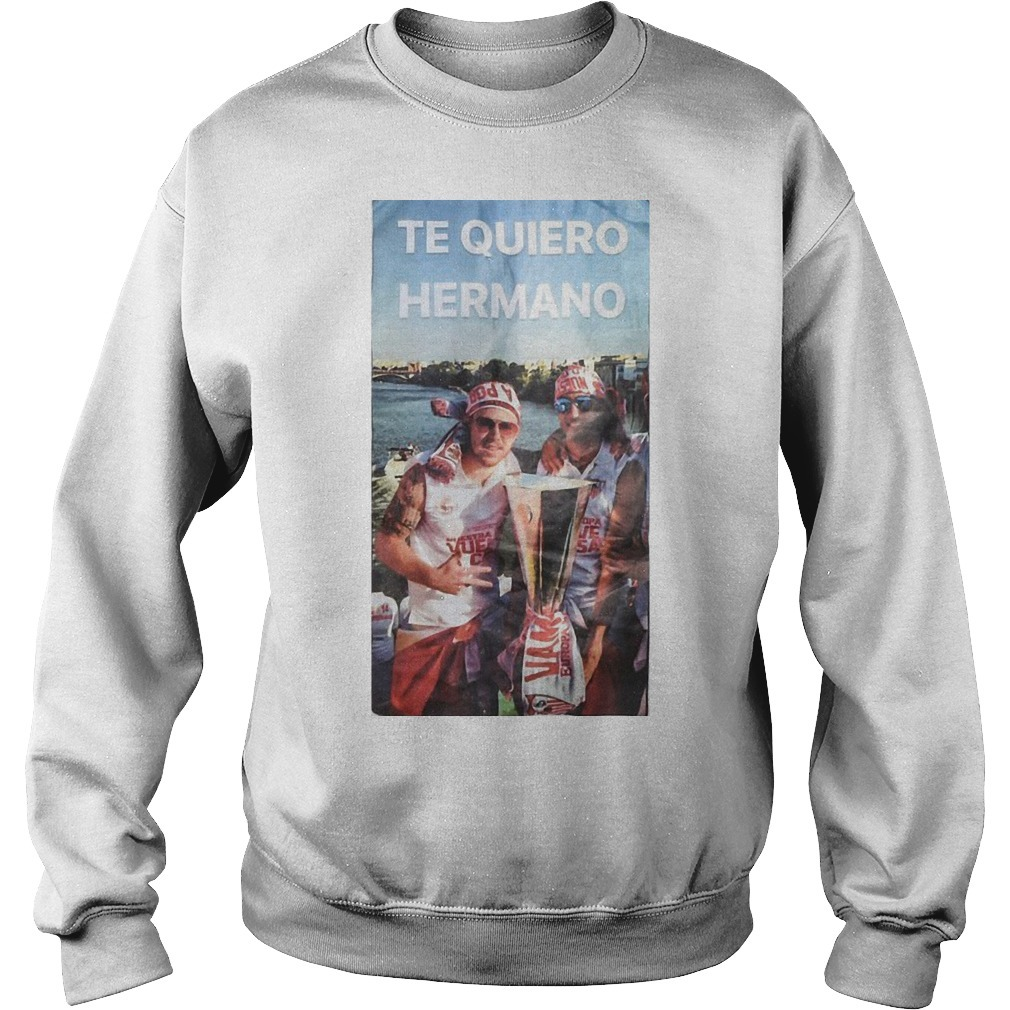 Alberto Moreno Reyes I Love You, Brother Sweater