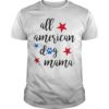 All American Dog Mama Shirt