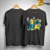 Baby Simba And Stitch Best Friend Shirt