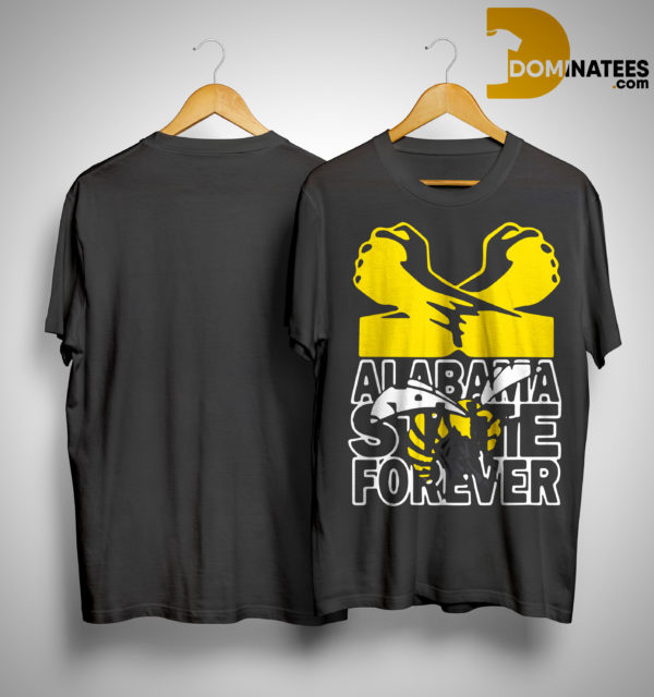 Bee Alabama State Forever Shirt