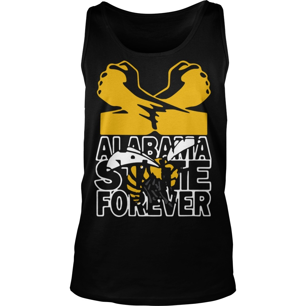Bee Alabama State Forever Tank Top