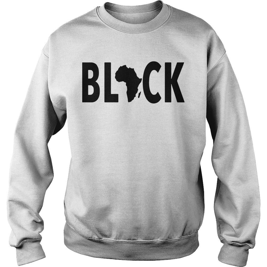 Black Africa Wakanda Black Panther Melanin African Sweater