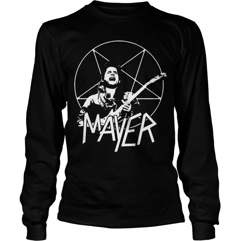 Bob Weir John Mayer Slayer Long Sleeve Tee