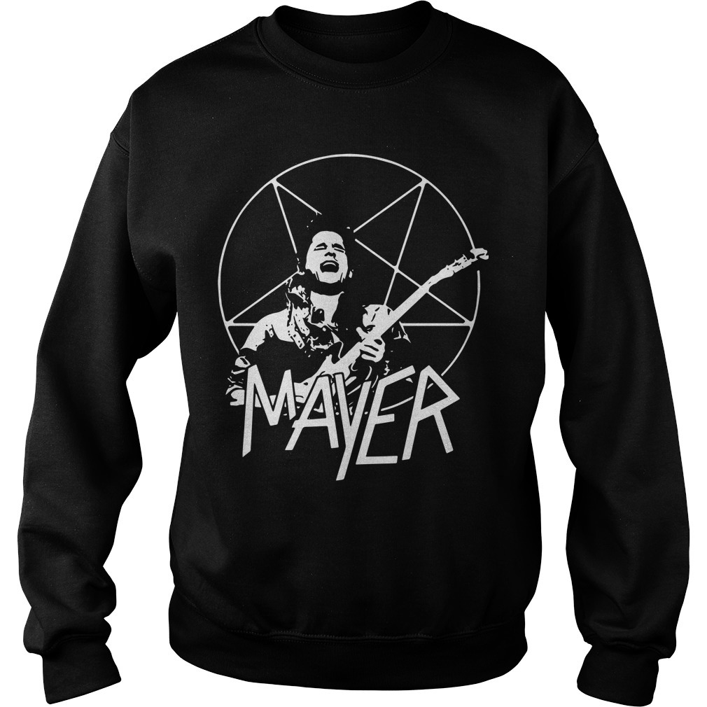 Bob Weir John Mayer Slayer Sweater