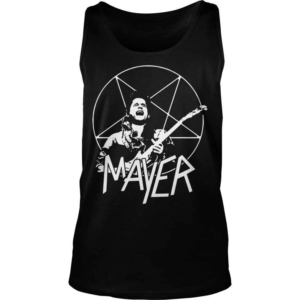 Bob Weir John Mayer Slayer Tank Top
