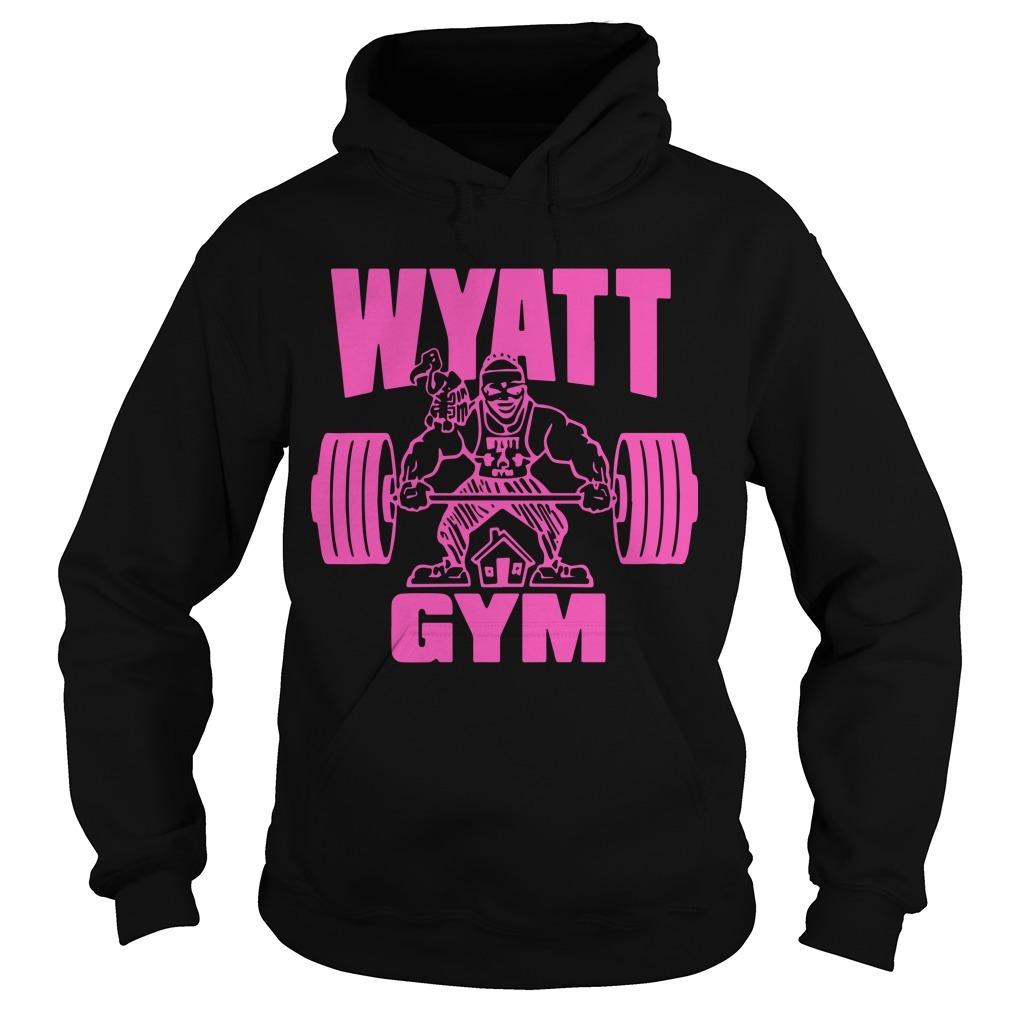 Bray Wyatt Wyatt Gym Hoodie