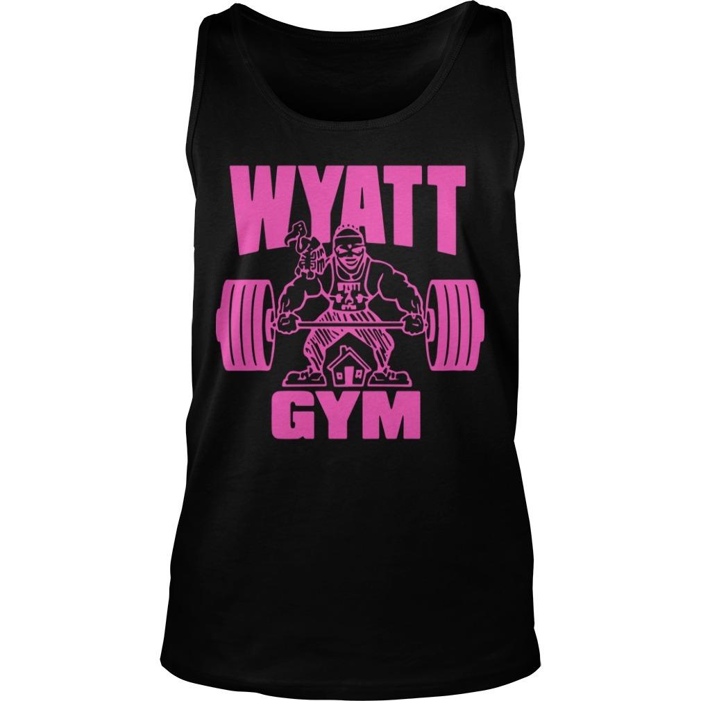 Bray Wyatt Wyatt Gym Tank Top