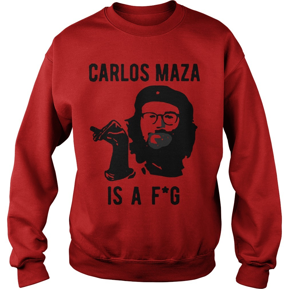 Carlos Maza Is A Fag Sweater