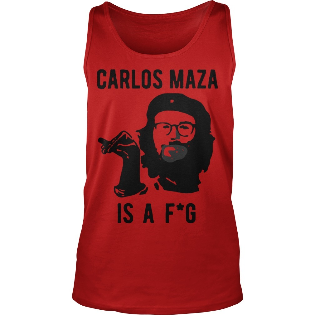 Carlos Maza Is A Fag Tank Top