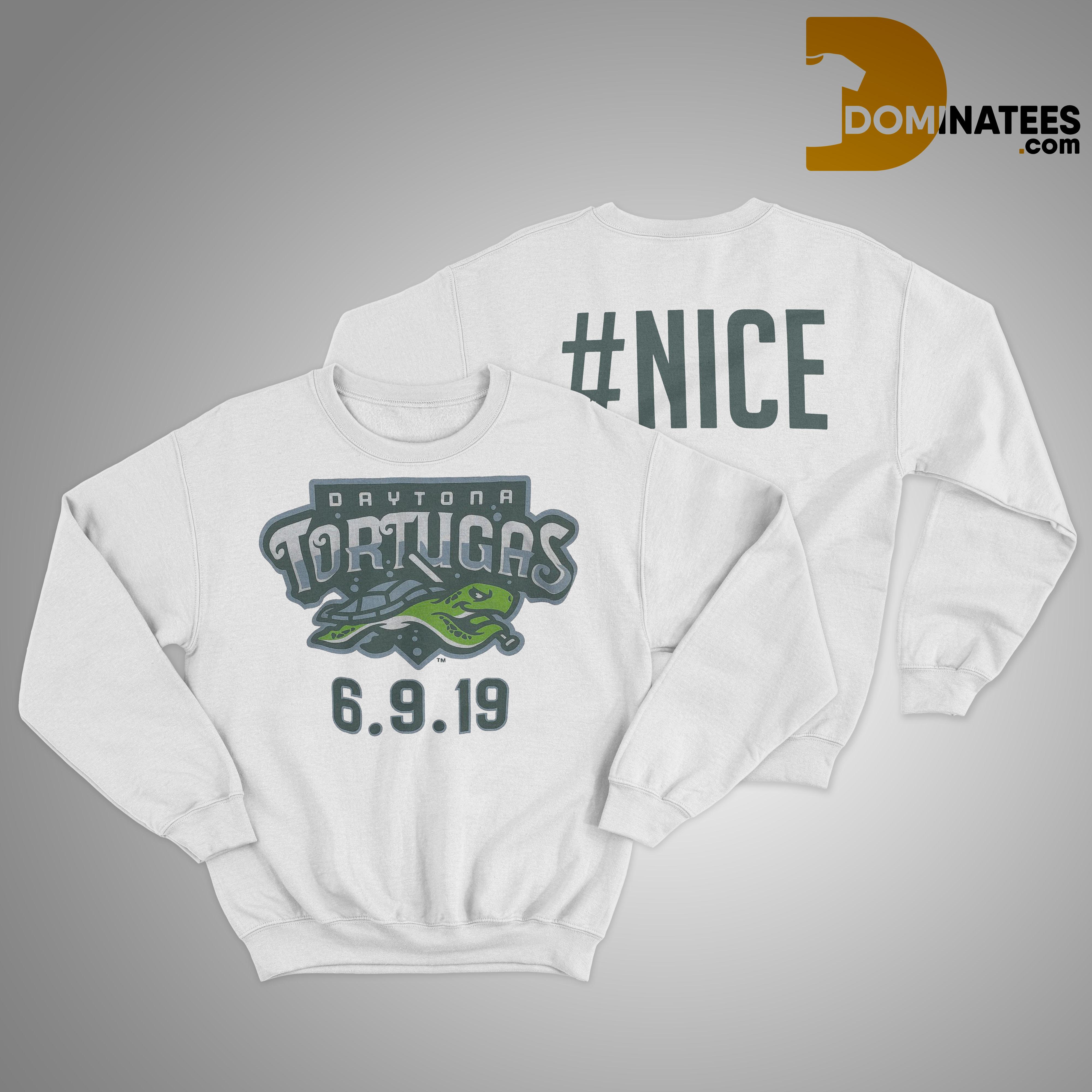 Daytona Tortugas 6 9 19 #nice Sweater