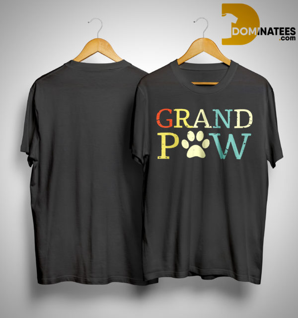 Grandpa Paw Shirt