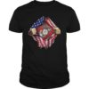 Independence Day American Flag Mr Classic Shirt