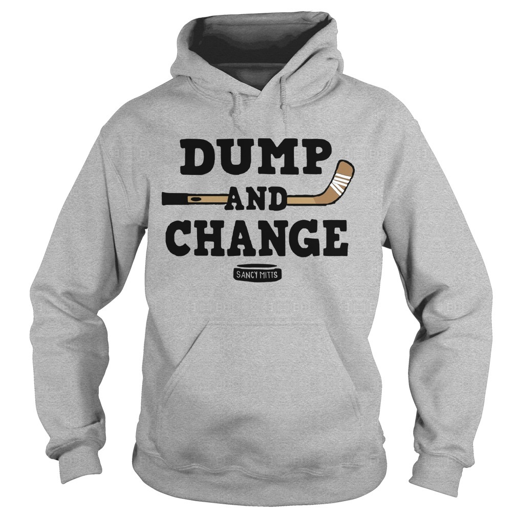 Jamie Hersch Hockey Dump And Change Hoodie