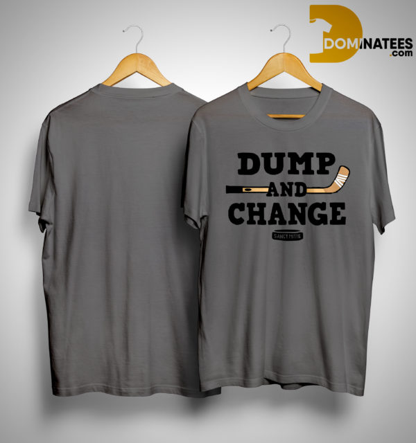 Jamie Hersch Hockey Dump And Change Shirt