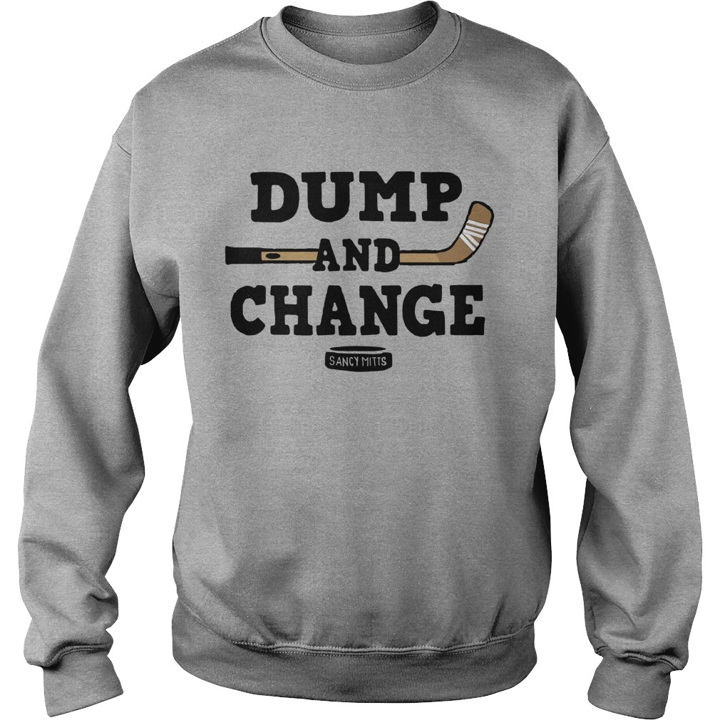 Jamie Hersch Hockey Dump And Change Sweater