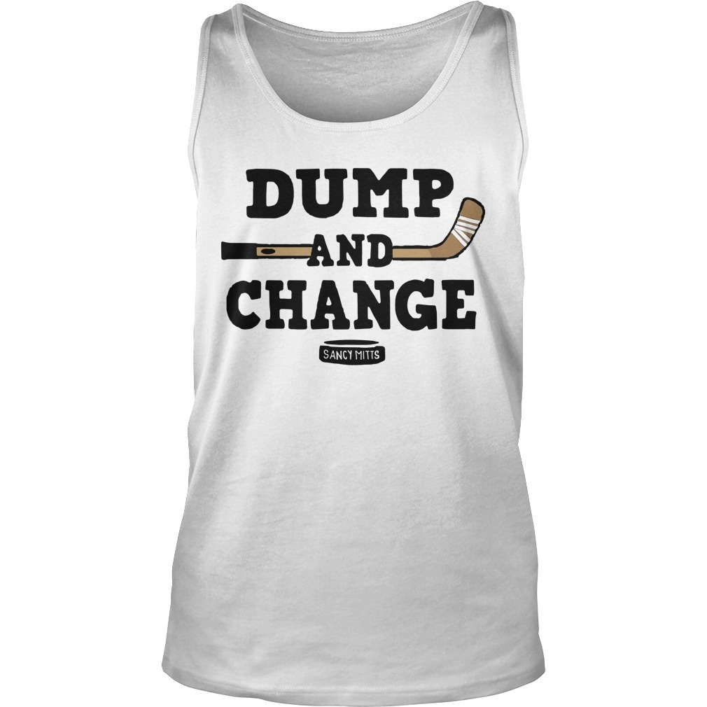 Jamie Hersch Hockey Dump And Change Tank Top