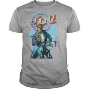 Jeff Dye The Fonz Shirt