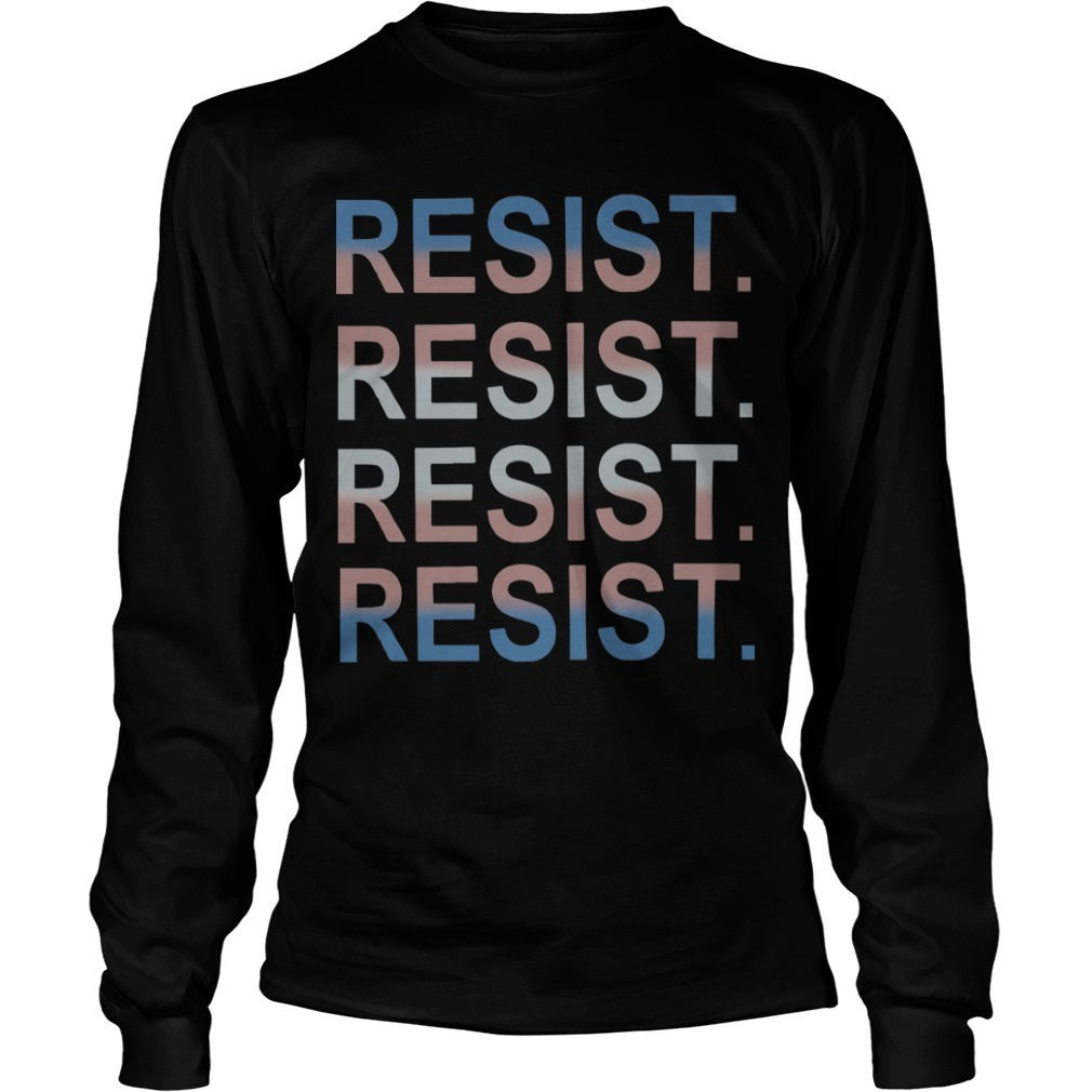 Jeff Parris Resist Long Sleeve Tee