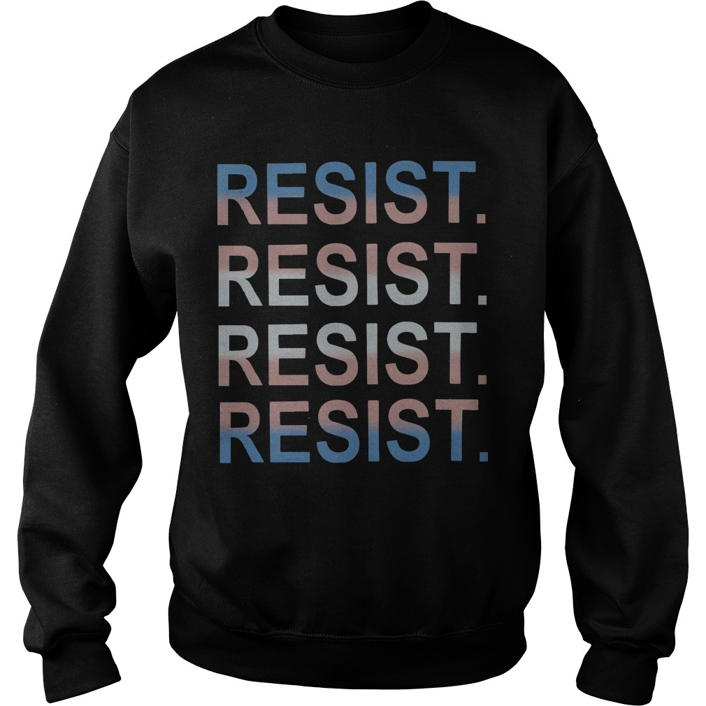 Jeff Parris Resist Sweater