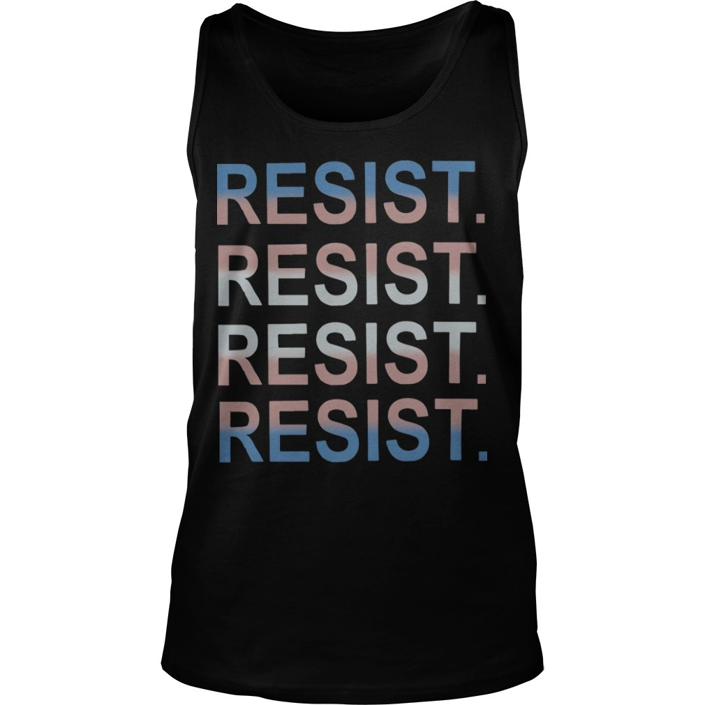Jeff Parris Resist Tank Top