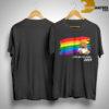 Lgbt Npm Install Pride 2019 Shirt
