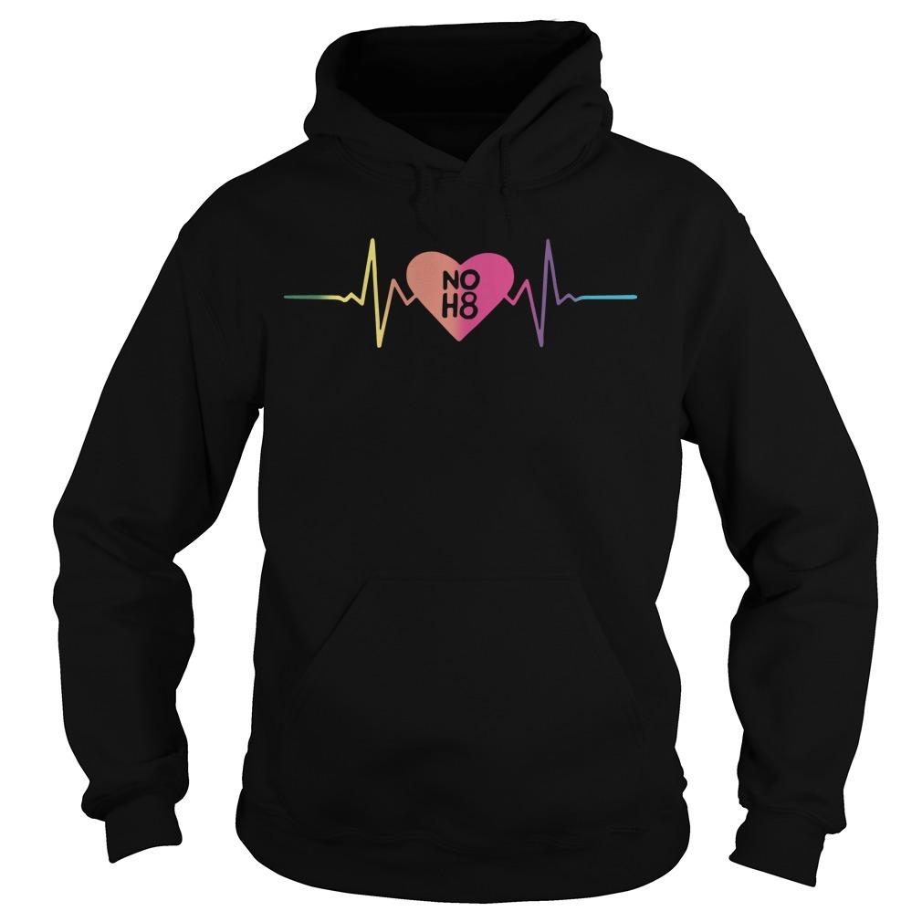 Lgbt Pride N0Lgbt Pride N0h8 Campaign Hoodieh8 Campaign Hoodie