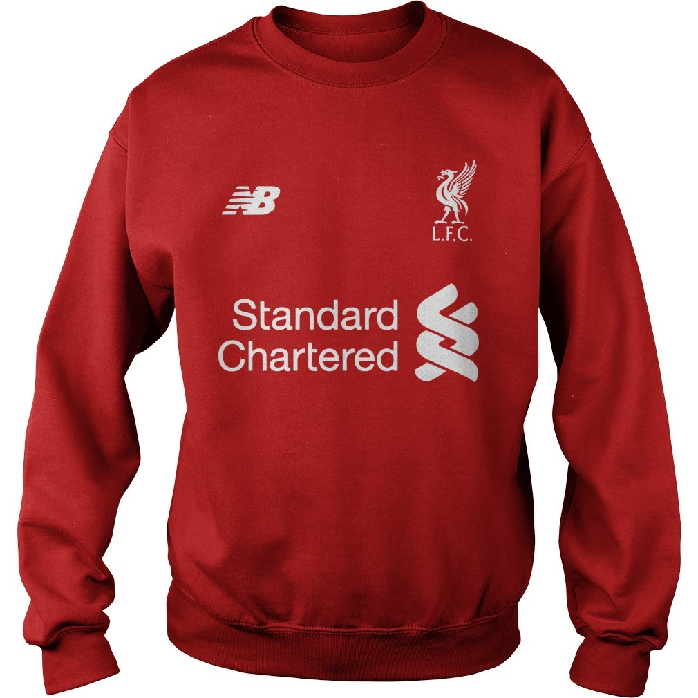 Liverpool Fc Standard Chartered Cup 1977 1978 1981 1984 2005 2019 Sweater