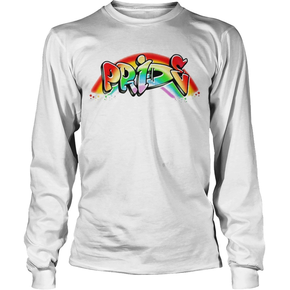 Mariah Carey Pride Airbrush Long Sleeve Tee