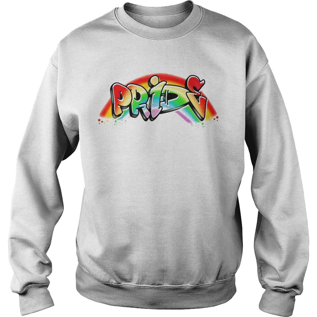 Mariah Carey Pride Airbrush Sweater