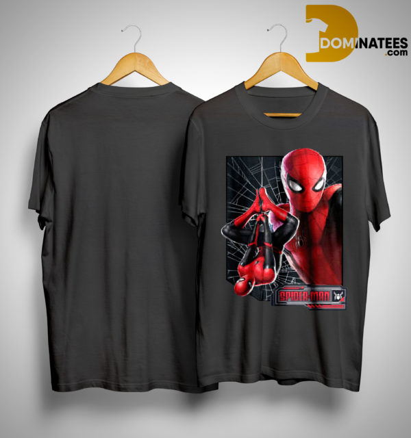 Marvel Spider Man Far From Home Shirt