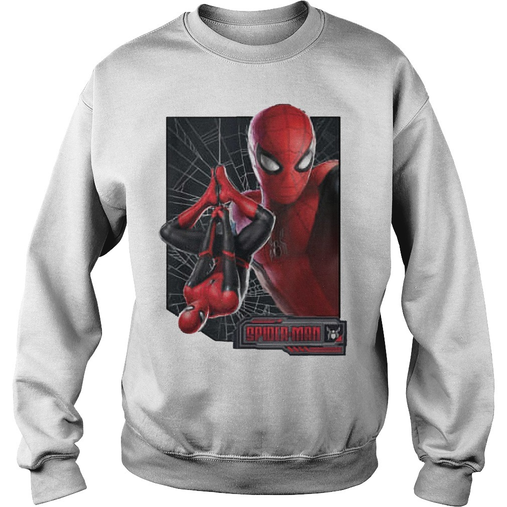 Marvel Spider Man Far From Home Sweater