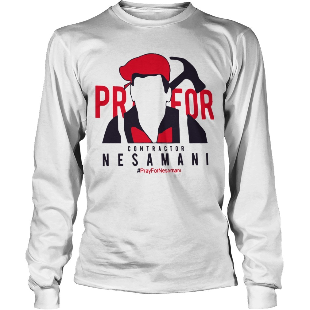 Pray For Nesamani Long SLeeve Tee