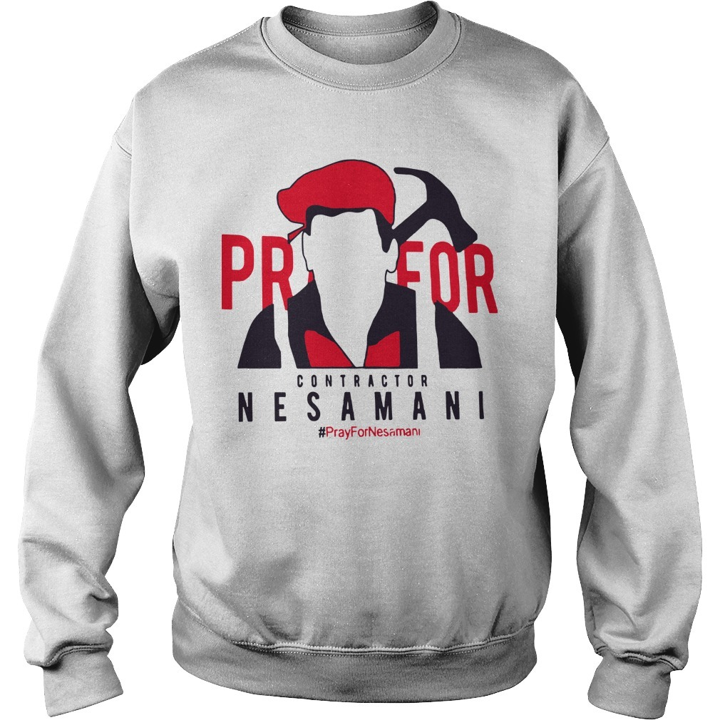 Pray For Nesamani Sweater