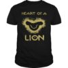 The Lion King Heart Of A Lion Shirt