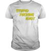 Viking Stupid Fucking Idiot Shirt
