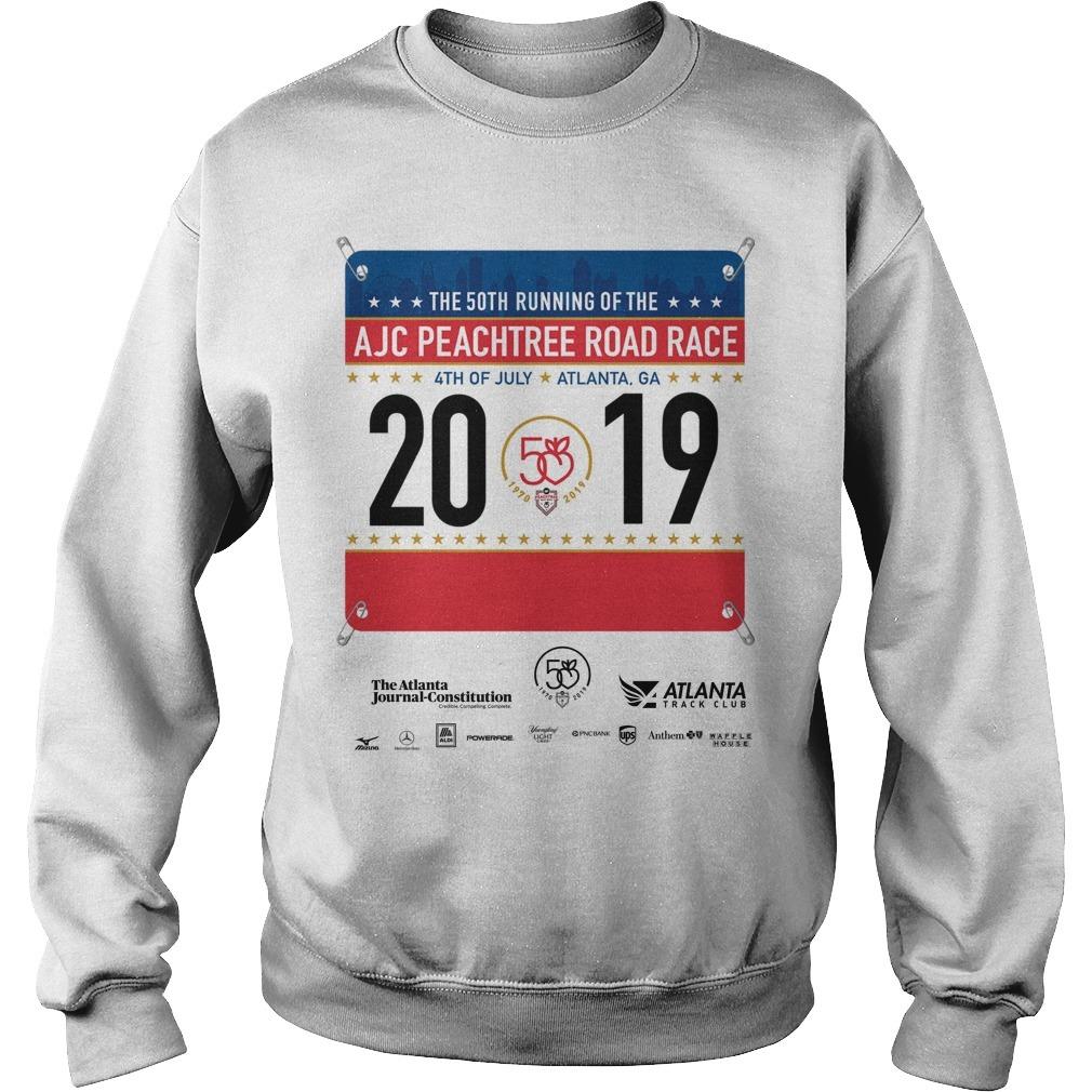 2019 AJC Peachtree Road Race Sweater