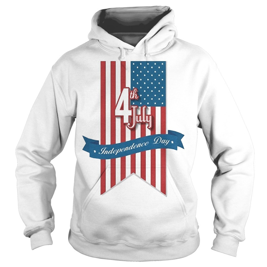 American Flag 4th Of July Independence Day Hoodie