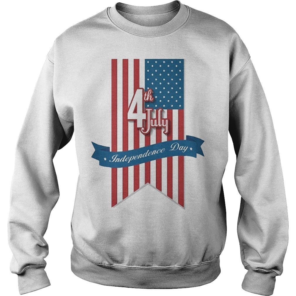 American Flag 4th Of July Independence Day Sweater