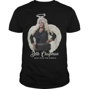 Beth Chapman Rest With The Angels Shirt