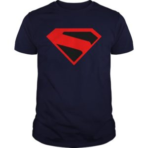 Brandon Routh Kingdom Come Superman Logo Shirt