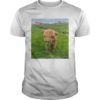 Cute Scottish Highland Cattle Shirt