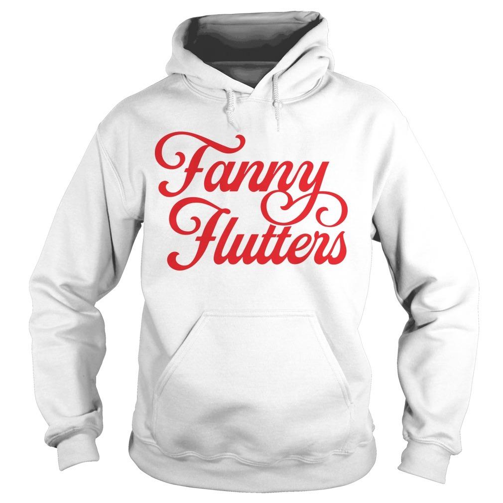 Fanny Flutters Hoodie
