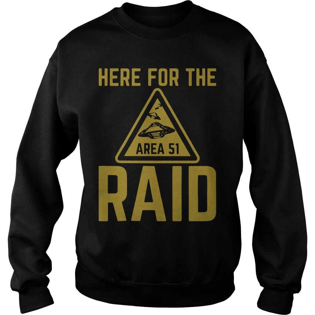 Her For The Area 51 Raid Sweater